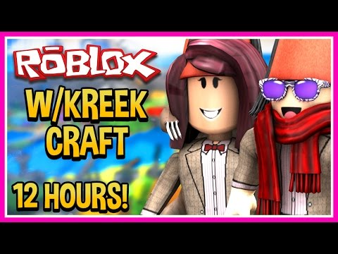 ROBLOX Black Friday Marathon Live Stream w/ KreekCraft   ROBLOX Games w/ Viewers