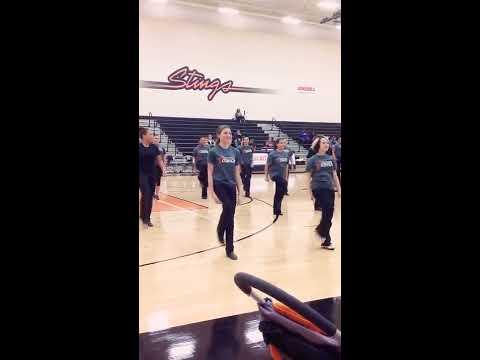 Texas city High School Dance class 2013