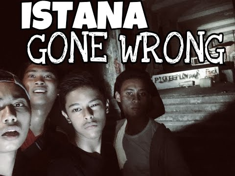 Exploring Istana Woodneuk (GONE WRONG) GHOST HAUNTING For Pontianak!