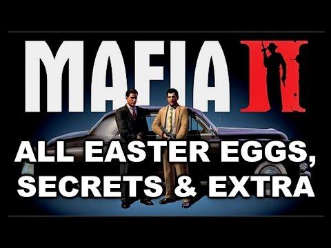 Mafia 2 All Easter Eggs, Secrets & Extra