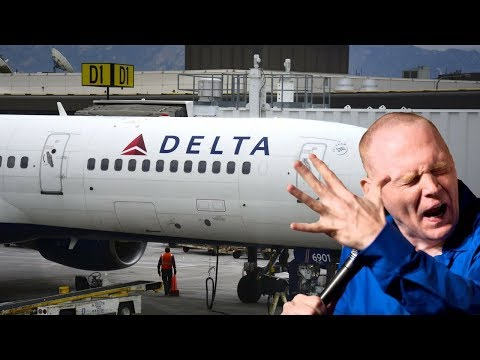 Bill Burr - I Hate Delta Airlines