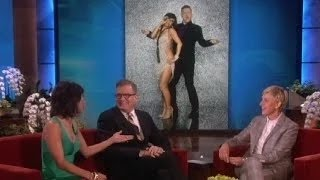 Drew Carey Discusses His Weight Loss on Ellen show