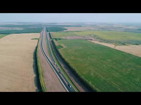 Реконструкция М-7 на участке от Казани до Набережных Челнов