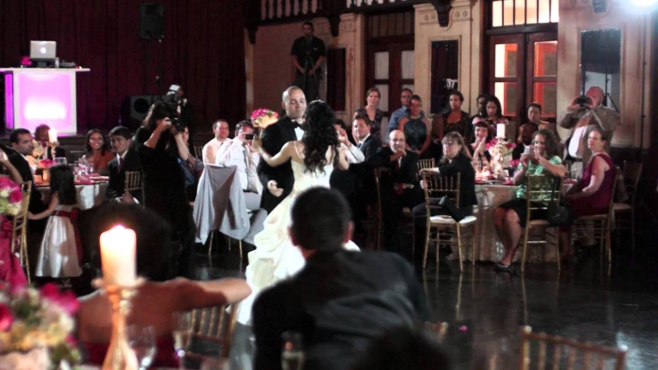 Sherezada Erik Wedding First Dance