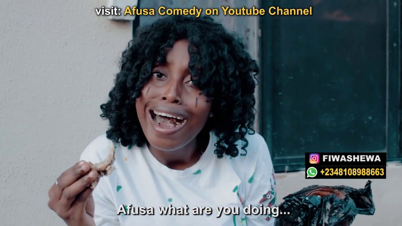 Download AFUSA COMEDY - STOMACH UPSET