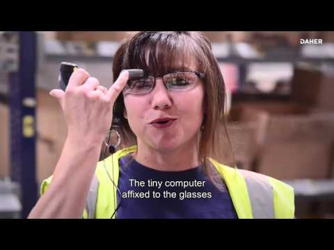 Innovation by Daher - Connected Glasses