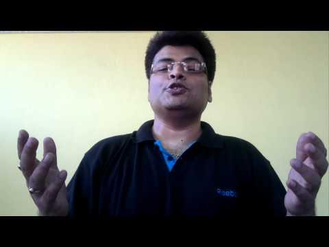 Boro asha kore (bengali & english)