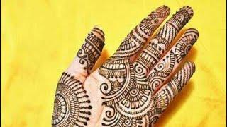 Stylish Mehndi design by R M Tube Click 2020