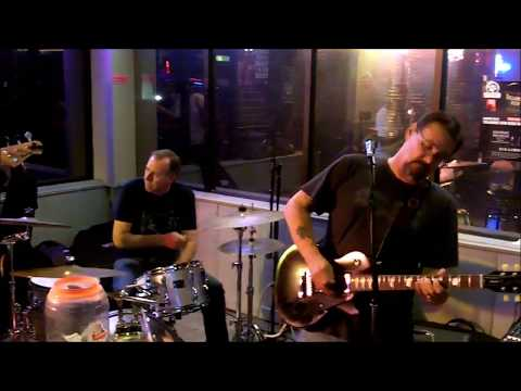 """Toolshed Band Blues Jam @ The Draw 10 Bar & Grill ~ Dave Greene ~ """"Without You"""" - 8/2/2017"""