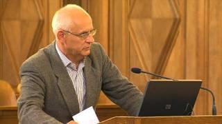Várnay Ernő, egyetemi tanár, DE ÁJK Európa jogi és Nemzetközi magánjogi Tanszék Thumbnail