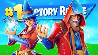 *NEW* EPIC WIZARD SKINS & FOOD FIGHT GAME MODE!! (Fortnite LIVE Gameplay)