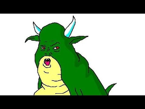 what is an angry dragon youtube