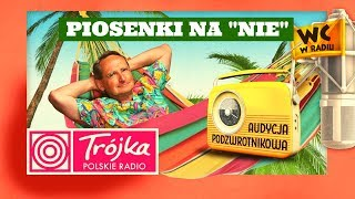 """PIOSENKI NA """"NIE"""" -Cejrowski- Audycja Podzwrotnikowa 2019/04/27 Program III Polskiego Radia"""