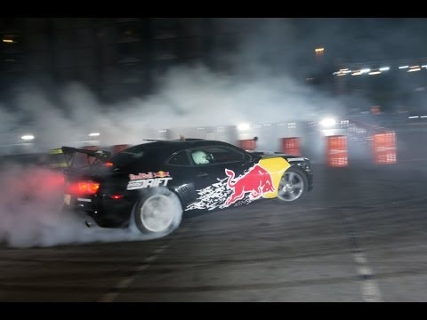 Red Bull Car Park Drift Regional Finals 2013 Travel Video