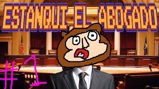 ¡MI PRIMER CASO! | ESTANQUI EL ABOGADO
