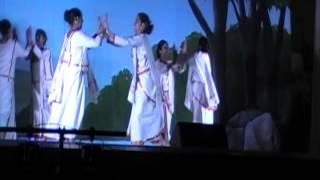 Margam Kali- DMA 2012 Hannah, Amy, Aparna, Ronia, Elaine,Ann.