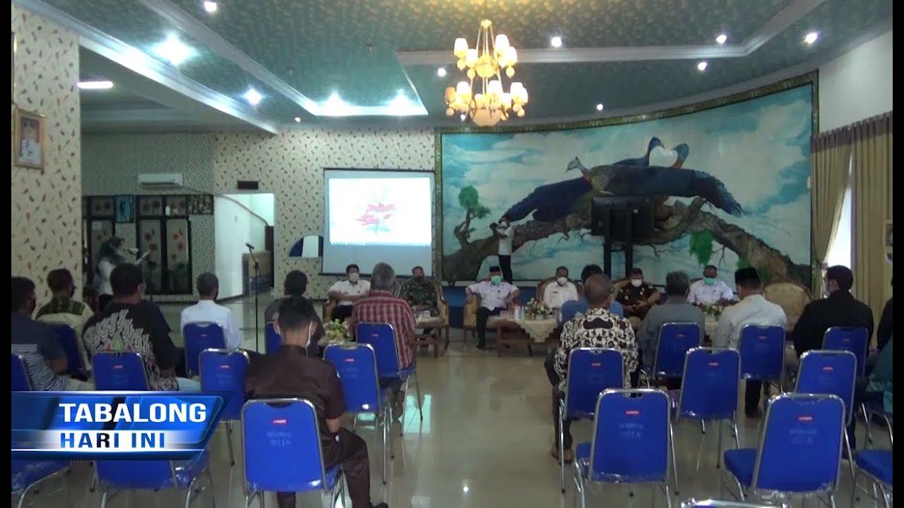 Pertahankan Tabalong yang Kondusif, Forkopimda Turut Hadiri Rapat Koordinasi FKDM & FPK