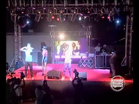 JUKEBOX PERFORMING HUSTLE GO PAY @ KENNIS MUSIC EASTAER FESTIVAL 2012