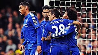 HIGHLIGHTS ● BPL ► Chelsea 2 vs 0 Aston Villa - 17 Oct 2015 | English Commentary + Interview
