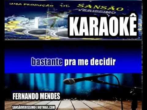 Karaokê Fernando Mendes Cadeira De Rodas