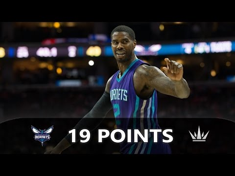 Marvin Williams Full Highlights at Pistons / 19 points [01.05.2017]