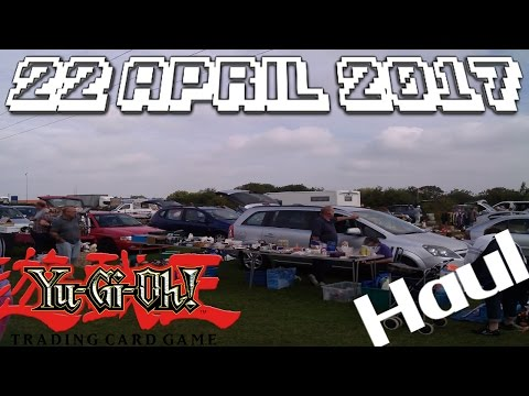 ★ 22/04/17 Carboot Sale Haul | HUGE Yu-Gi-Oh lot