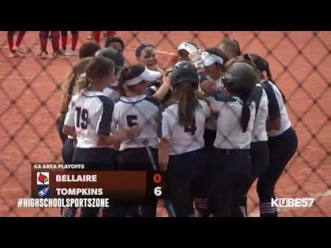 Bellaire vs Tompkins Softball - Episode 5-4-19