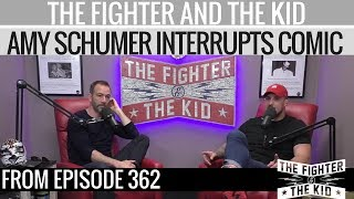 Amy Schumer Interrupting Stand Up Set   The Fighter and The Kid