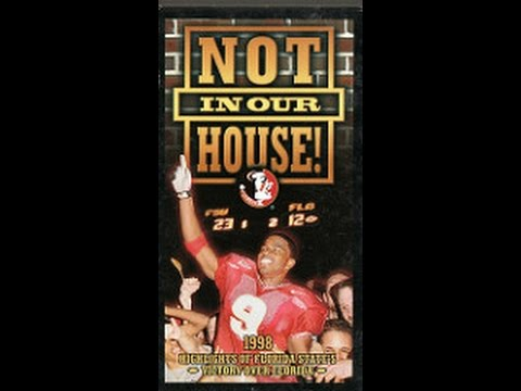 1998 Not in Our House, FSU Victory over Florida