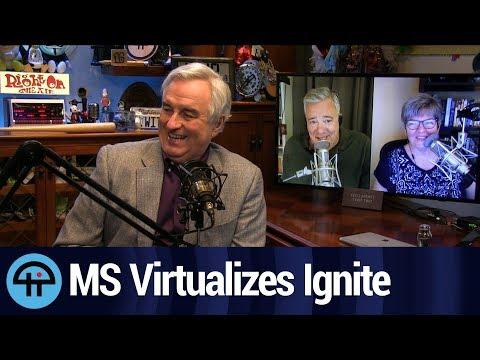 Microsoft Virtualizes Ignite