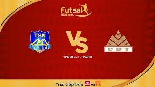 Futsal HDBank 2018: Thái Sơn Nam - Cao Bằng