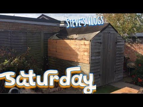 The Saturday Vlog | Daily Vlog | #stevesvlogs