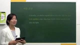 Tiếng Hàn Tổng Hợp   Cao Cấp 5…