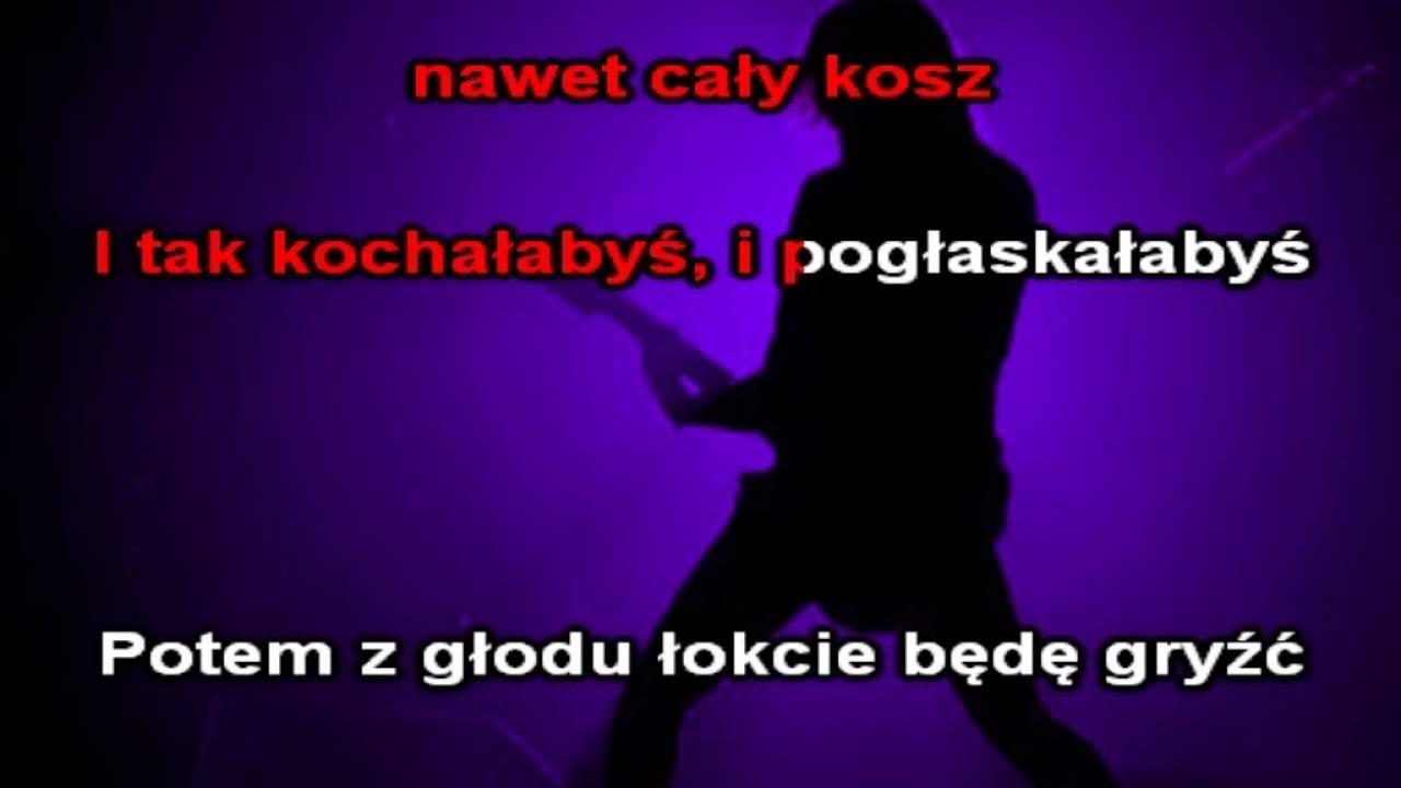 Karaoke Enej Kamien Z Napisem Love Youtube