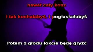 Karaoke ENEJ - Kamień z napisem LOVE