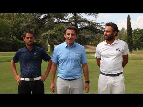 Série Birdie - Cours de golf avec les Pros PGA n°9 - Sainte Victoire Golf Club