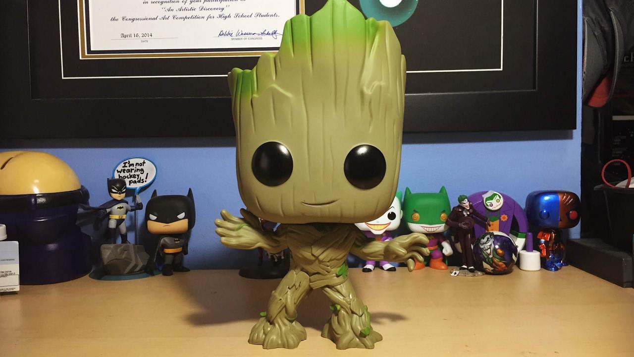 Funko Pop Guardians Of The Galaxy Vol 2 Target