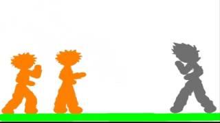 Naruto vs Kakash - Pivot
