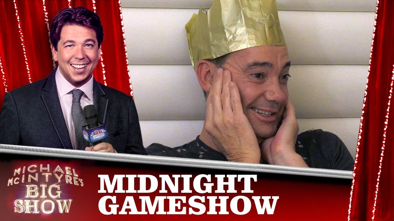 Craig Revel Horwood Plays Ghosts of Strictly Past | Midnight Game Show | Michael McIntyre's Big Show