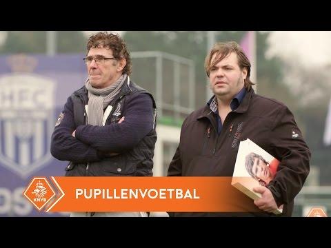 Willem van Hanegem | 'Plezier staat voorop' | Nieuwe wedstrijdvormen