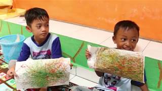 Model Pengembangan Kreativitas Anak