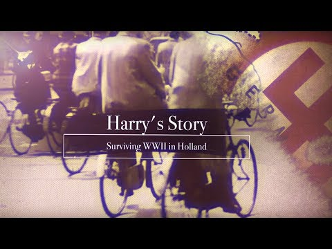 """Harry's Story"" - Trailer Video - Memories of WWII in Holland"