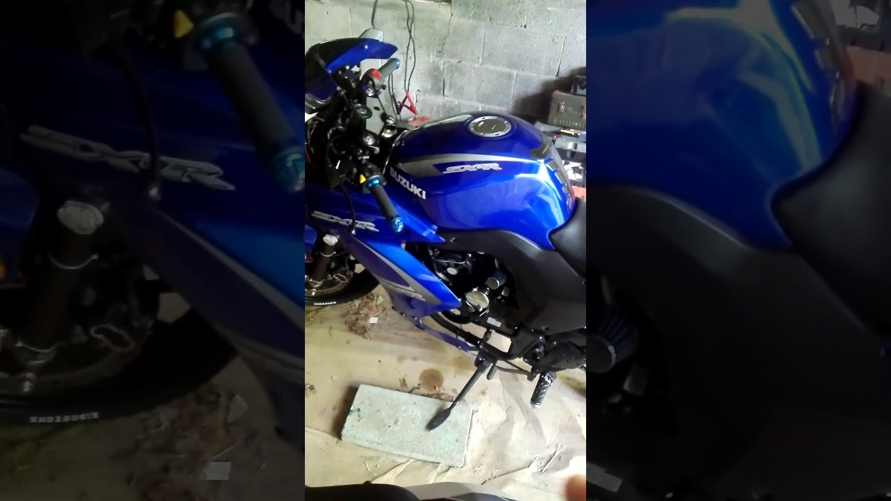 2016 DongFang DF250RTC SX-R motorcycles updated Hid