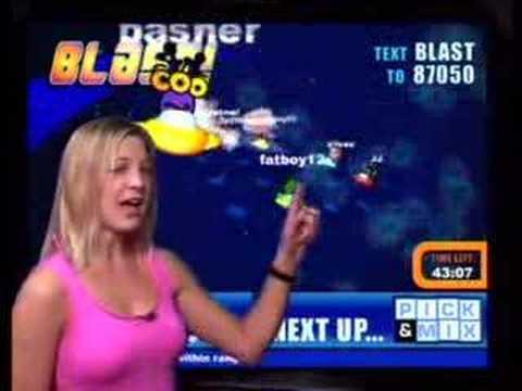 Blast ITV Game