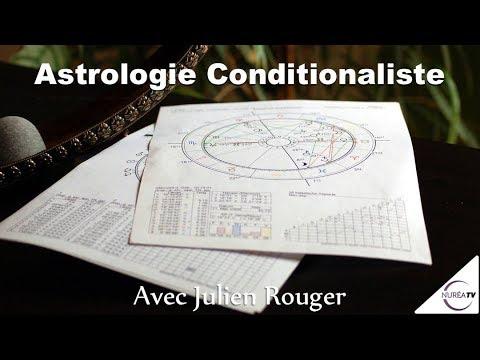 « Astrologie Conditionaliste » avec Julien Rouger - NURÉA TV