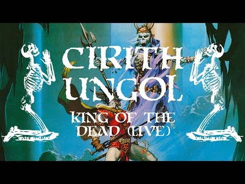 """Cirith Ungol """"King of the Dead (Live)"""" (OFFICIAL)"""