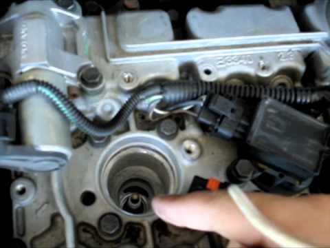 Volvo S60 Spark Plugs & Upper Engine Mount Replacement  YouTube