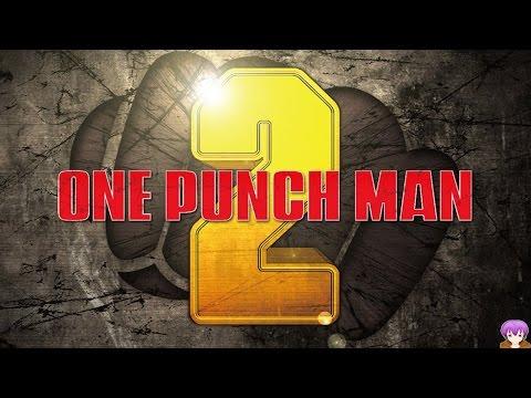 One Punch Man Season 2 Announcement!!!!!!!!!!!