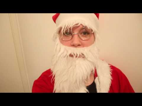 Christmas in Finland, Fannzu the santaclaus (Subtitles!)