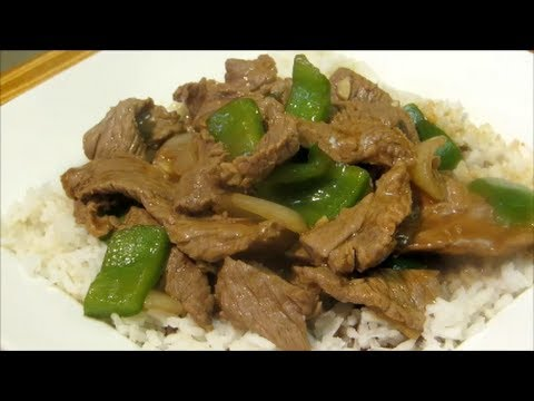 Easy beef pepper steak rice recipes